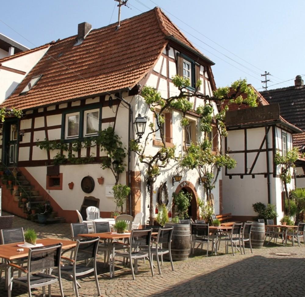 Restaurant Muskatellerhof in Gleiszellen in der Pfalz