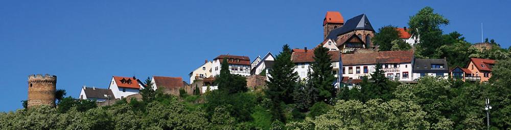 Hotel-Restaurant Zum Burggraf in Neuleiningen