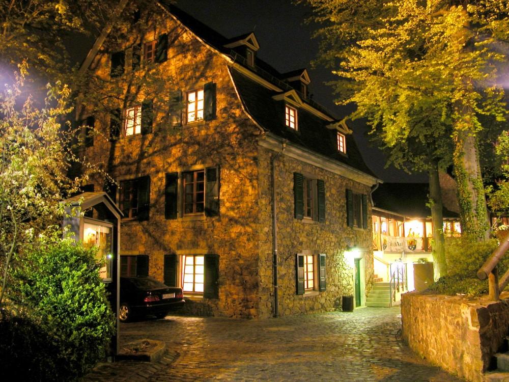 Restaurant Schlo Auerbach Gmbh In Bensheim Auerbach