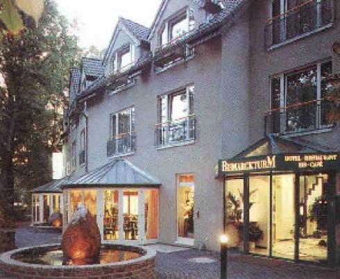 Hotel Und Restaurant Am Bismarckturm