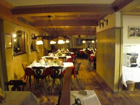 Restaurant Hotel Schone Aussicht In Hornberg Niederwasser