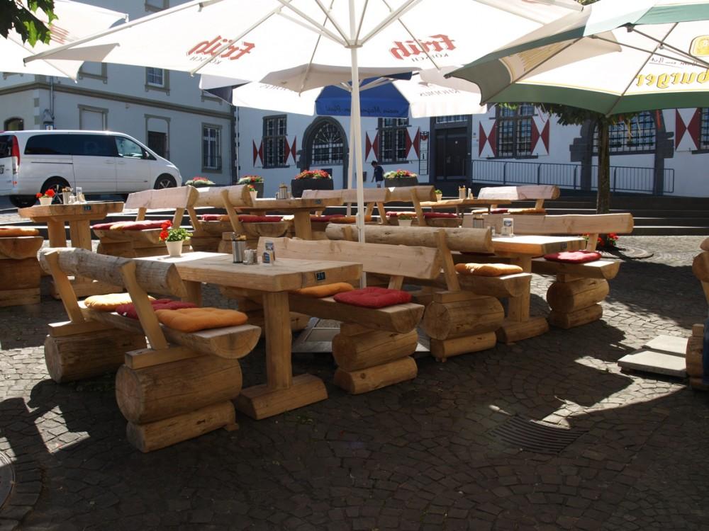 Outdoor Küche Linz : Restaurant bacchus keller in linz am rhein