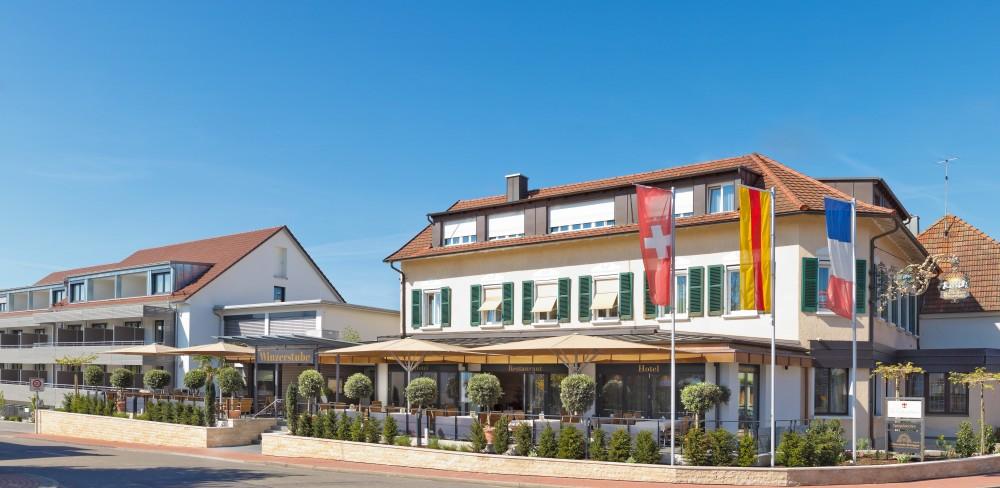 hotel restaurant winzerstube ihringen in ihringen. Black Bedroom Furniture Sets. Home Design Ideas