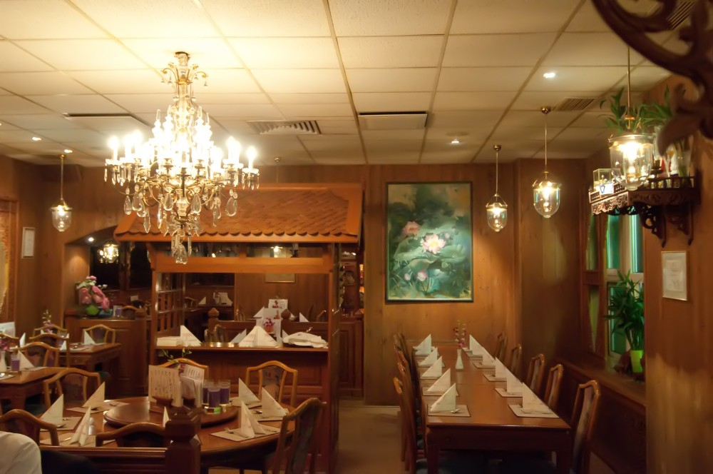 suvadee thai restaurant in frankfurt am main. Black Bedroom Furniture Sets. Home Design Ideas