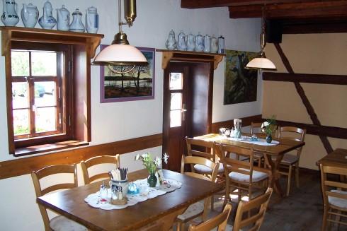 restaurant gr tznickels scheune in chemnitz. Black Bedroom Furniture Sets. Home Design Ideas