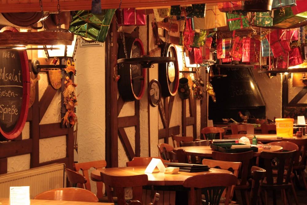 Restaurant Wein- und Bierschänke in Worms
