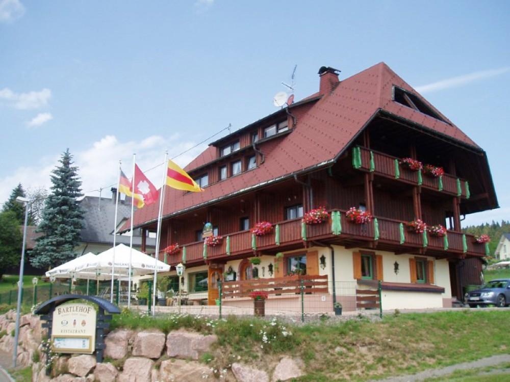 Bartlehof Hotel Restaurant Schluchsee