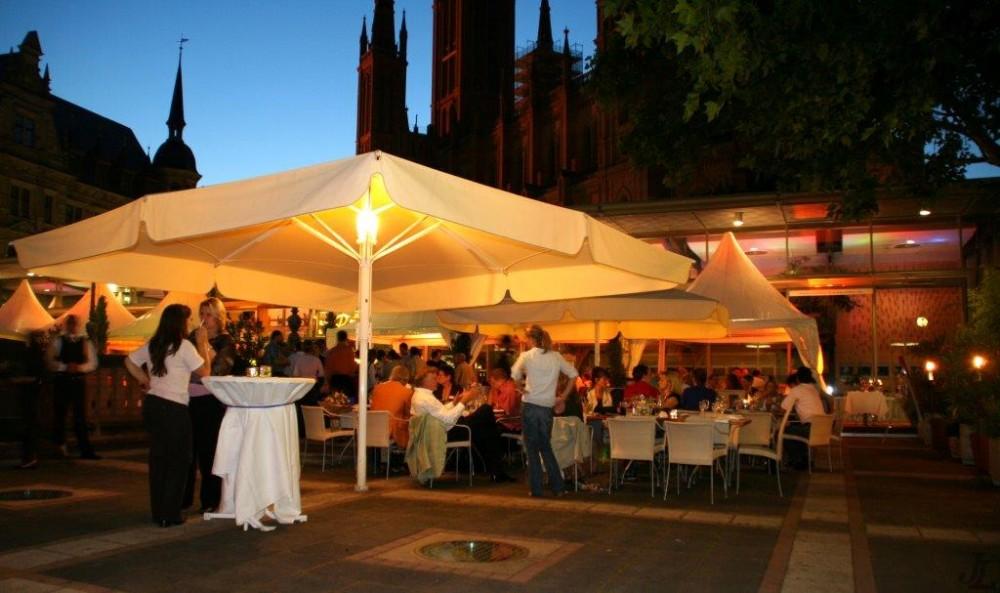 Lumen Restaurant In Wiesbaden
