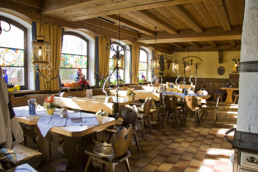 restaurant brauereigasthof hirsch in sonthofen
