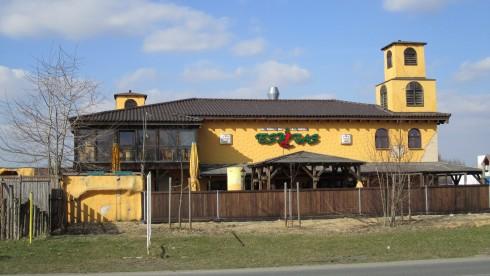 Restaurant Espitas in Zwickau