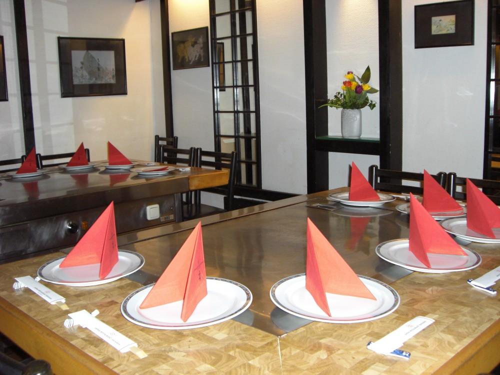 restaurant ishihara in n rnberg. Black Bedroom Furniture Sets. Home Design Ideas
