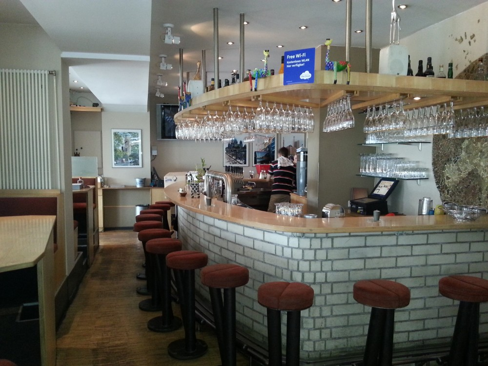 La Cafe Berlin Speisekarte