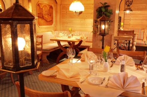 Hotel Am Kurpark Tiroler Stube Parkrestaurant In Bad Hersfeld