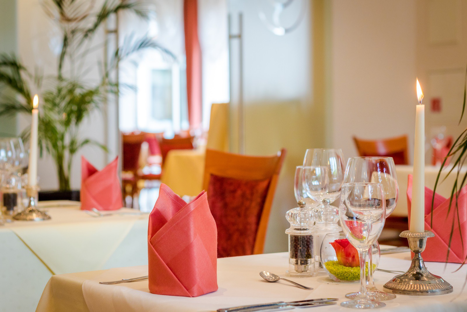 Restaurant Gartenhotel Heusser in Bad Dürkheim