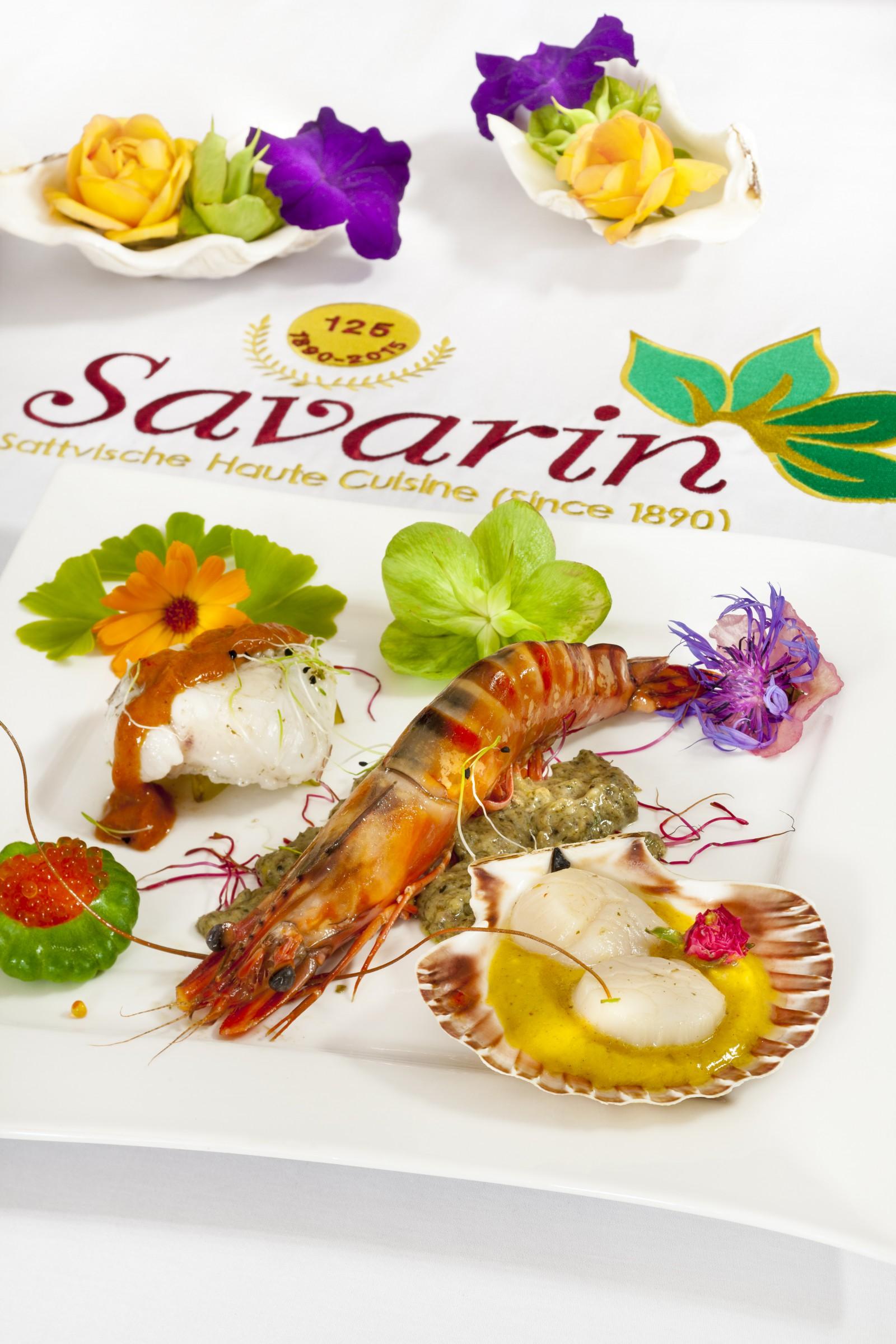 Restaurant Savarin Sattvische Haute Cuisine in Bad Dürkheim