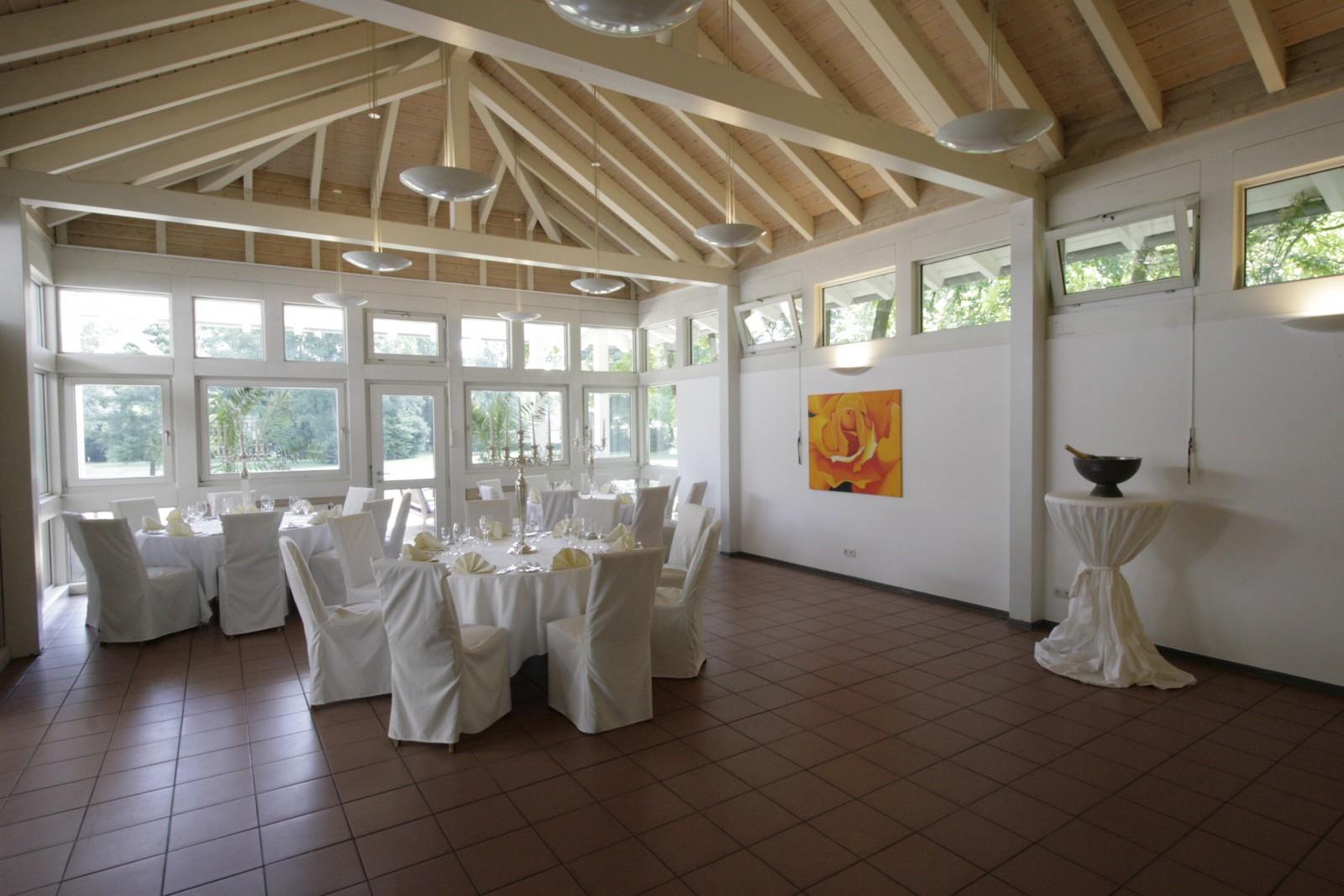 Golfhaus Restaurant in Bad Homburg
