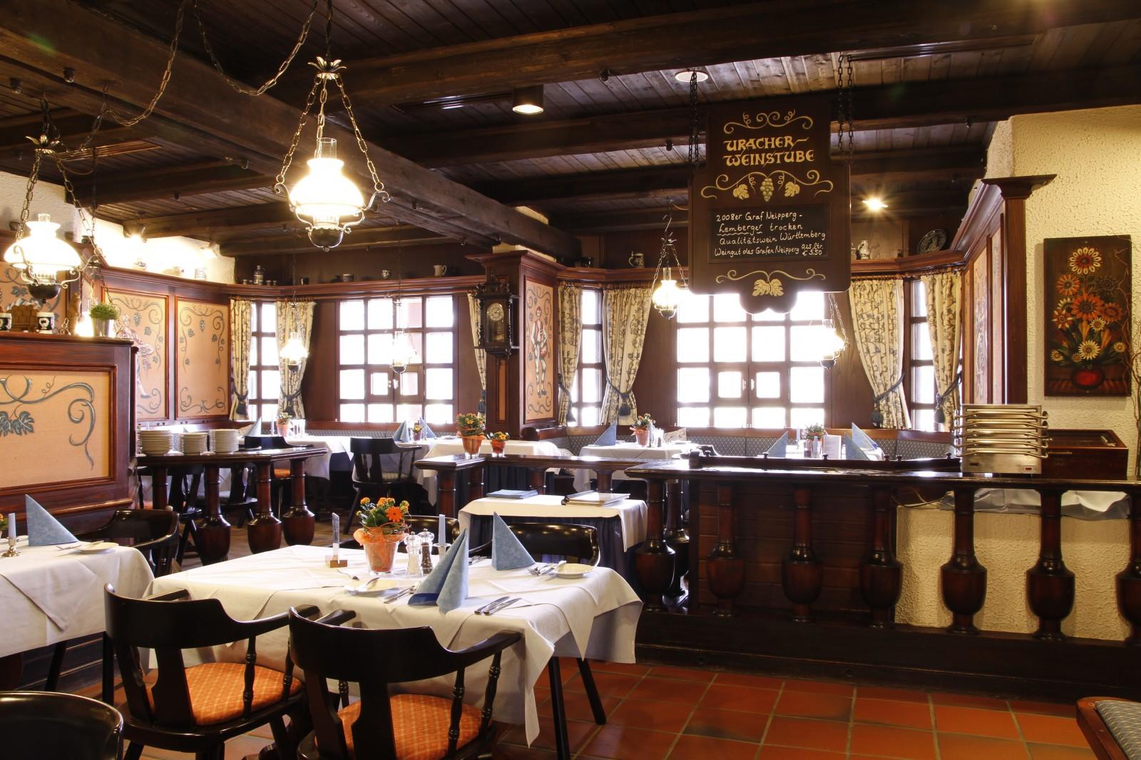 Restaurant Biospharenhotel Graf Eberhard In Bad Urach