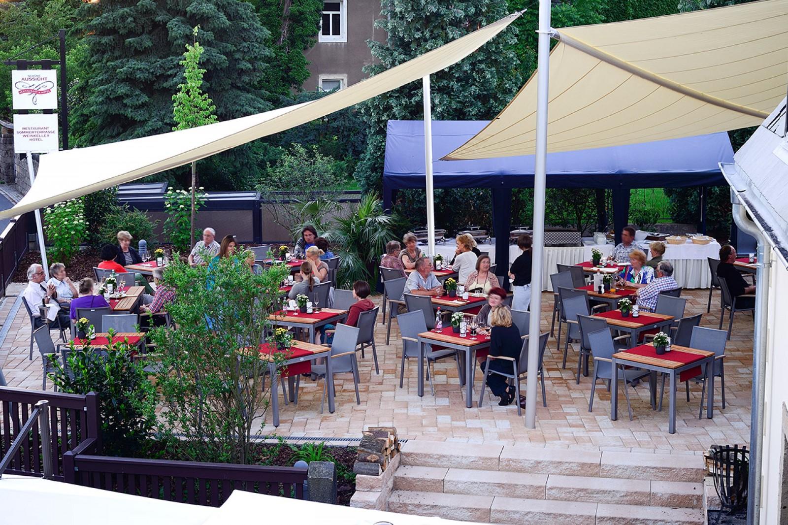 Restaurant Hotel Schone Aussicht In Dresden