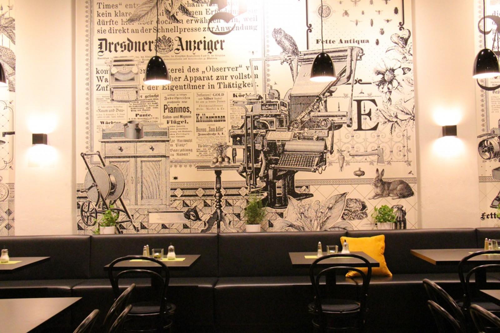 Restaurant Maximus in Dresden