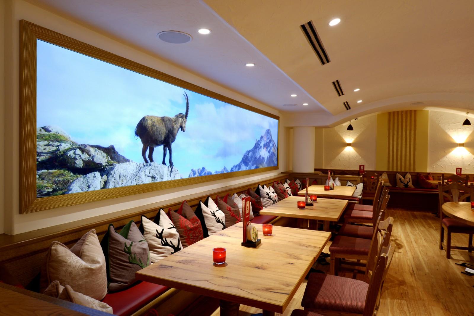 Hotel Sommer Fussen Restaurant
