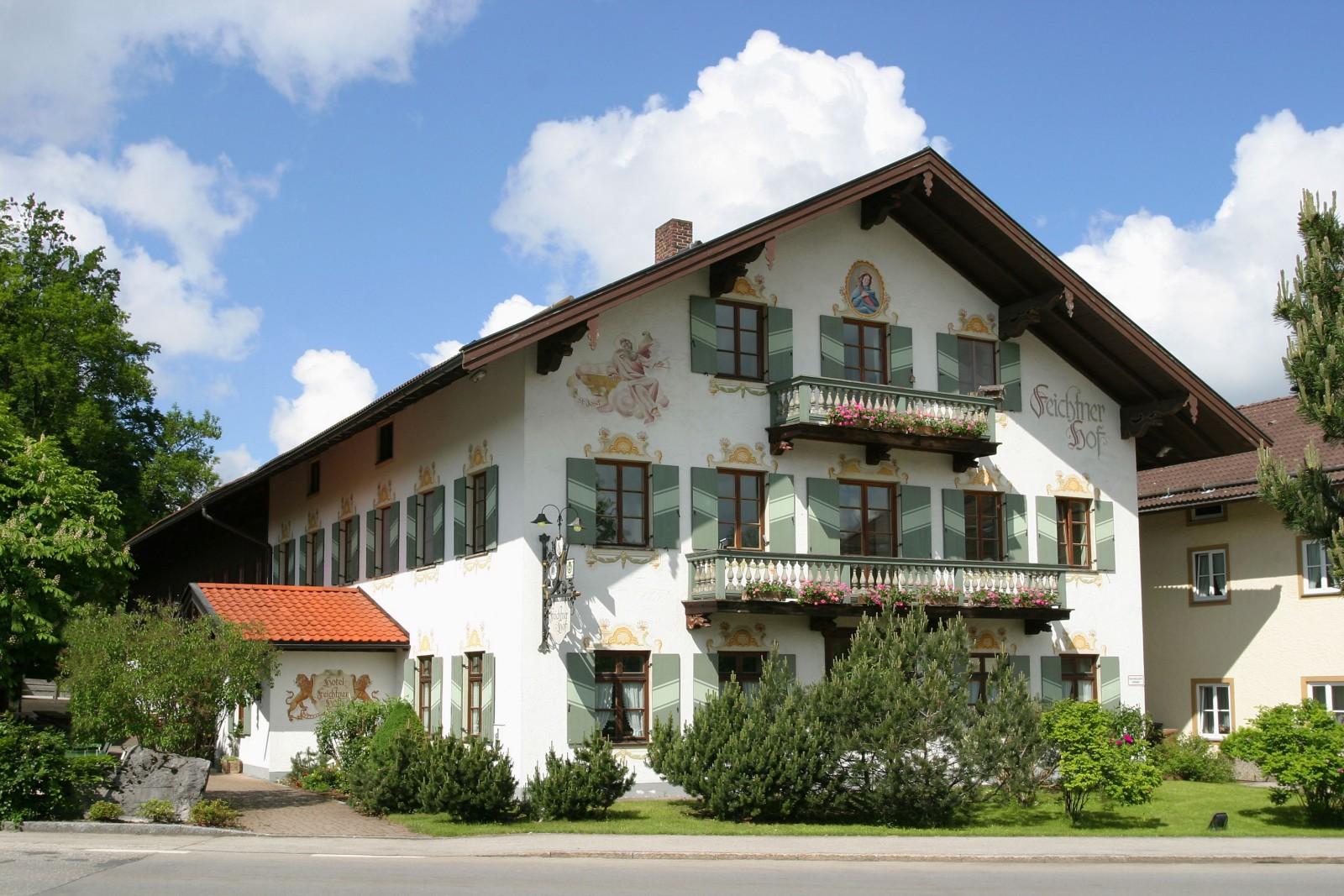 Hotel Tegernsee Restaurant