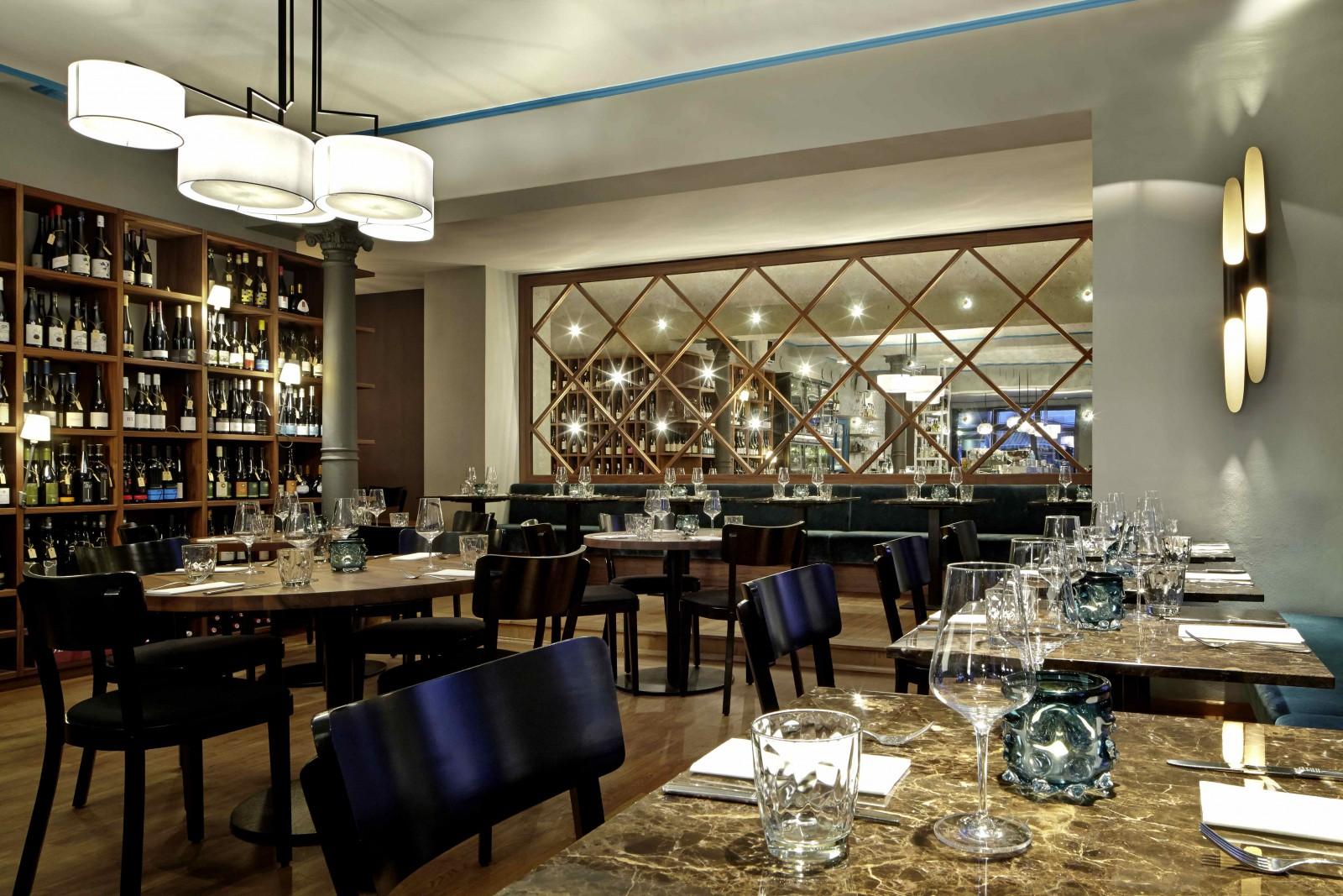 Juwelier Hamburg Restaurant