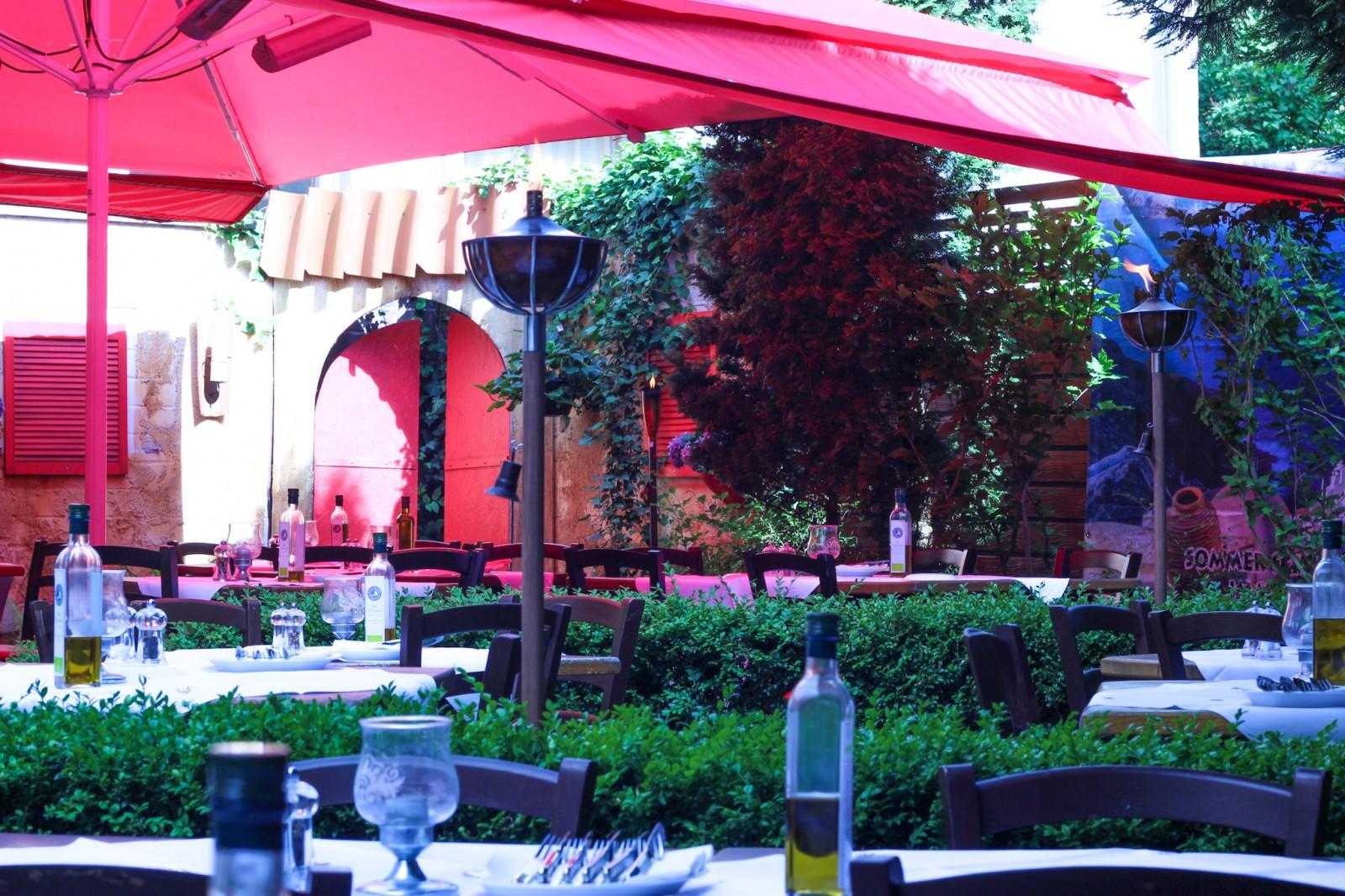 Restaurant Palladion in Hannover