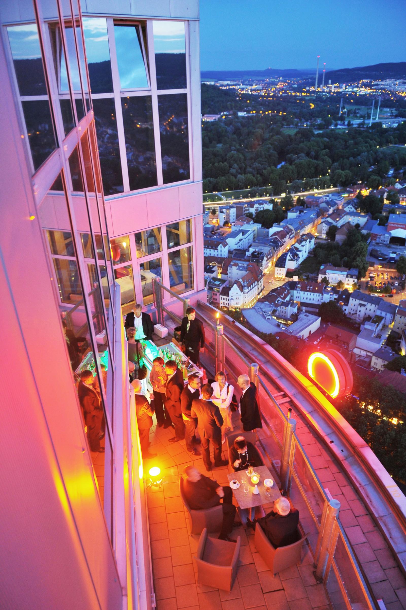 Scala Turm Hotel Restaurant Jena