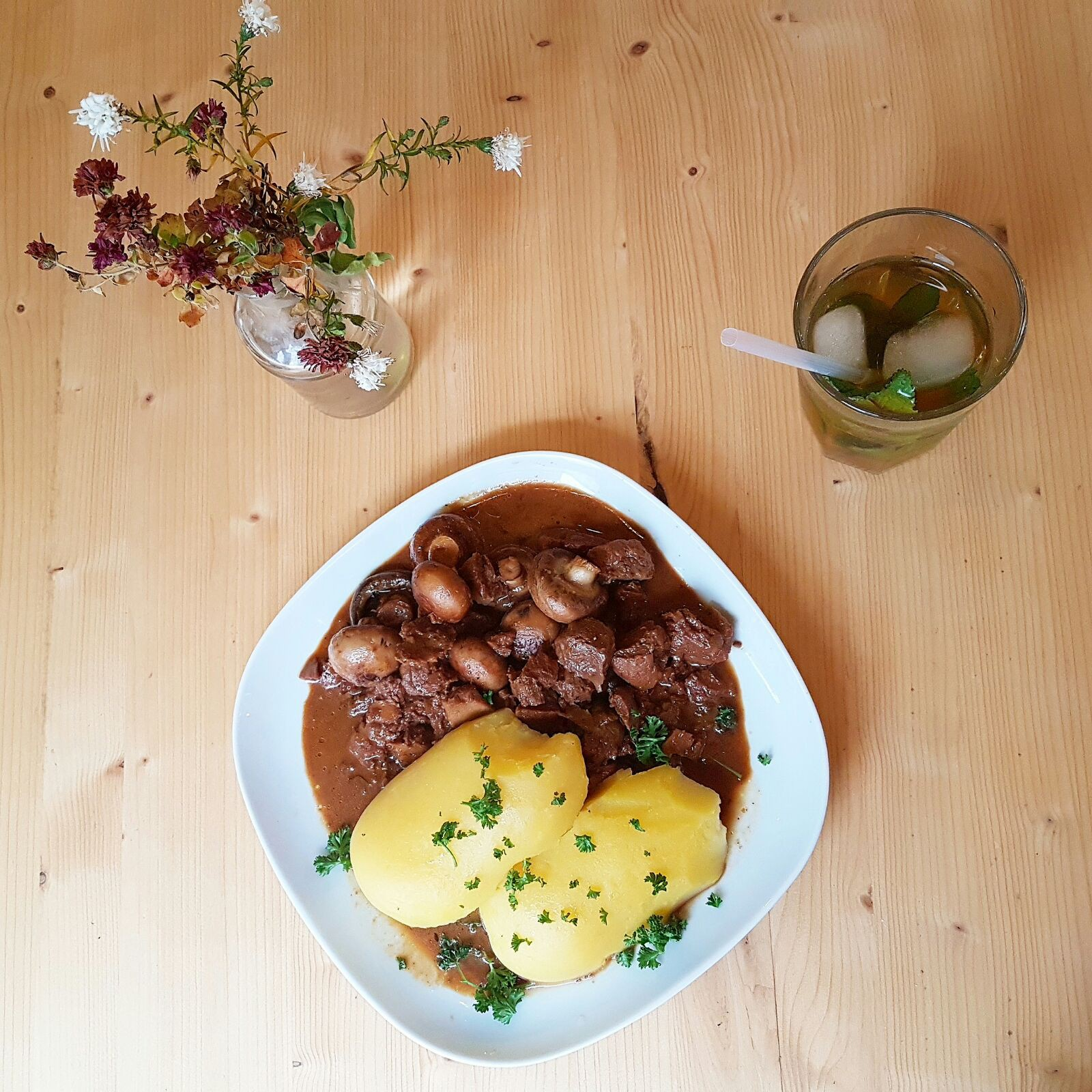 Restaurant Salute Salate in Mainz