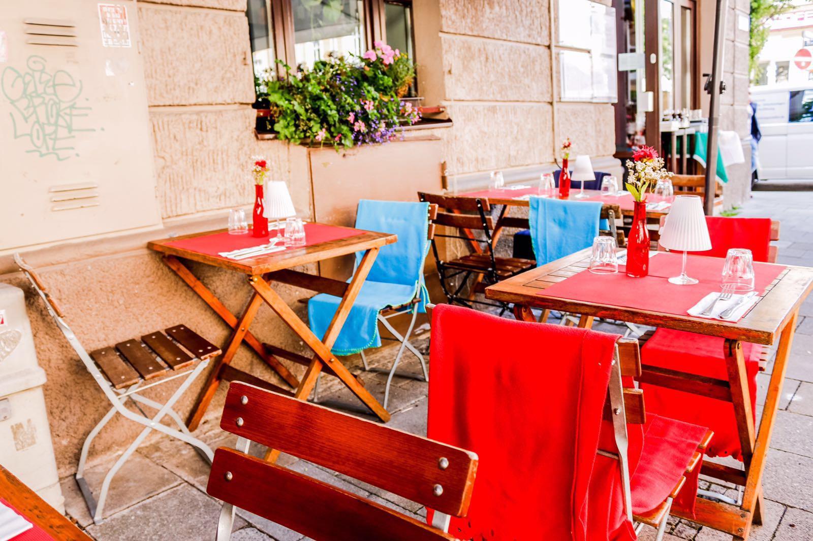 NiroNiro Restaurant Weinbar in München
