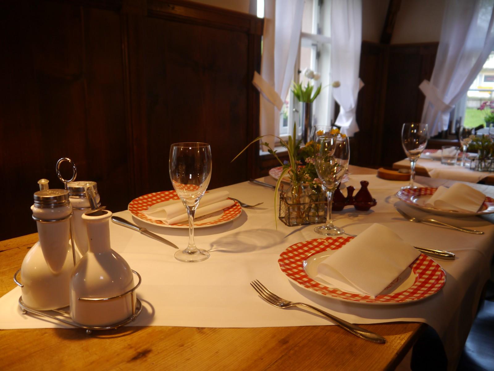 Martines Le petit Restaurant in Deißlingen