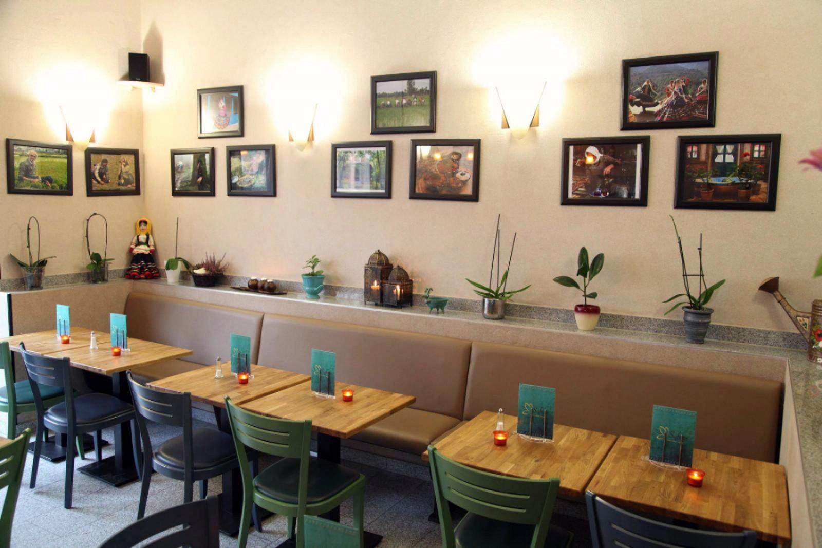 Restaurant In Wiesbaden