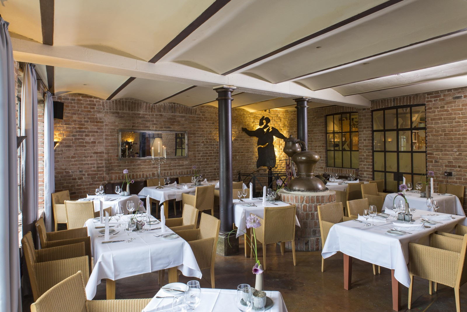 Restaurant REISERS am Stein in Würzburg