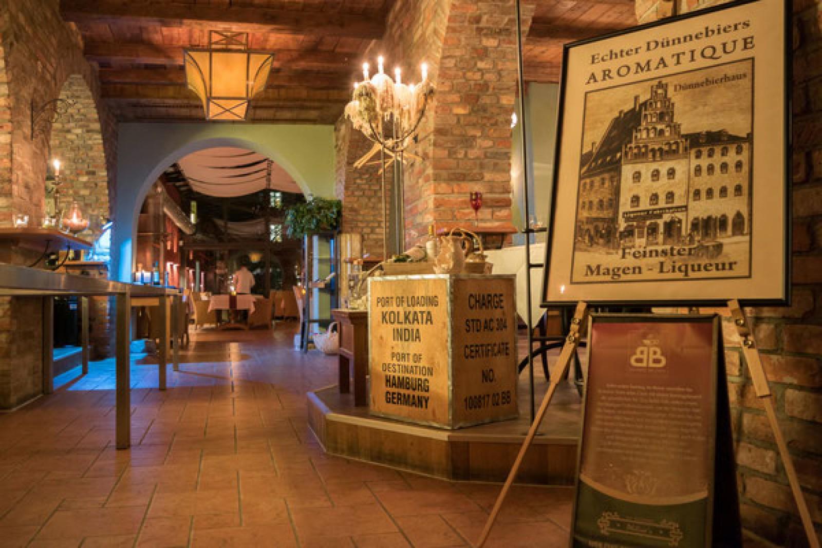 Restaurant Brasserie Klosters In Zwickau
