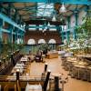 Restaurant Schnürboden im Hotel Alte Werft in Papenburg (Niedersachsen / Emsland)]