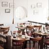 Restaurant im Hotel Strandhof in Baltrum