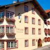 Restaurant Burgklause  in Murnau am Staffelsee (Bayern / Garmisch-Partenkirchen)]
