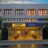 balladins SUPERIOR Airport Hotel Dortmund - Restaurant red ´n blue in Dortmund (Nordrhein-Westfalen / Dortmund)]