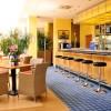 Restaurant Pavillon im Atlanta Hotel International Leipzig in Leipzig/ Wachau (Sachsen / Leipziger Land)]