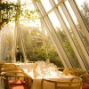 Restaurant Pavillon im Atlanta Hotel International Leipzig in Leipzig/ Wachau (Sachsen / Leipziger Land)