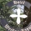 Restaurant Hotel Weisses Kreuz in Neuenburg am Rhein (Baden-Württemberg / Breisgau-Hochschwarzwald)]