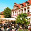 Restaurant Kaffeehaus am Schloßplatz in Schwetzingen