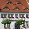 Restaurant im Hotel Unstruttal in Freyburg (Sachsen-Anhalt / Burgenlandkreis)]