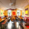 Cafe Bar Restaurant aposWunderbarapos in Frankfurt am Main