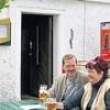 Restaurant Dorfkrug Rutenberg in Lychen (Brandenburg / Uckermark)]