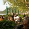 Restaurant Königsbacher Biergarten am Deutschen Eck in Koblenz