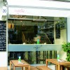 Restaurant engelke Pasta Olio Vino in Eppendorf