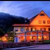 Restaurant Hotel Freihof in Oberharmersbach (Baden-Württemberg / Ortenaukreis)]