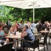 38Grad - Restaurant  Garden in Mühlheim