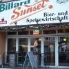 Restaurant Billard Sunset in Eimsbüttel Hamburg